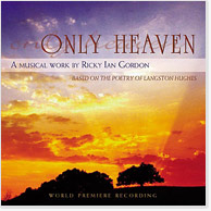 Only Heaven CD Image