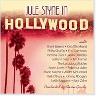 Jule Styne in Hollywood  CD Image