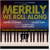 Merrily We Roll Along CD Cover